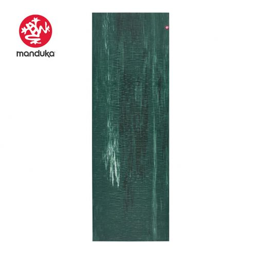 Manduka eKO Lite 4mm Deep Forest marbled