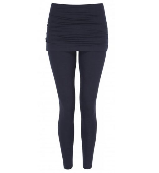 asquith smooth you leggings navy
