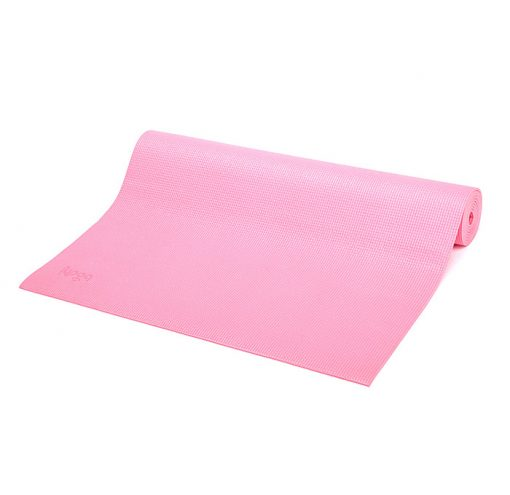 Basic Yogamatte 4,5 mm Pink