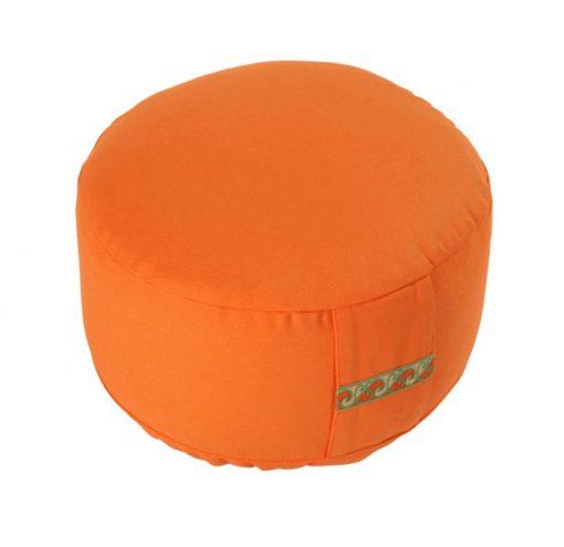 meditationskissen basic orange