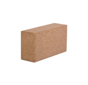 yoga block kork