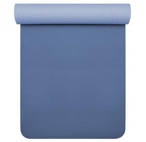 TPE Pro Yogamatte blau