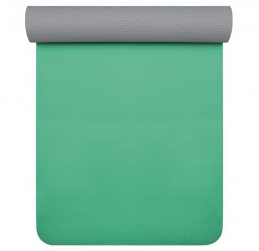 TPE Pro Yogamatte grün