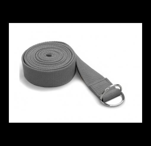 yogagurt grau 250 cm