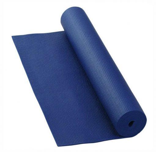 yogamatte basic blau