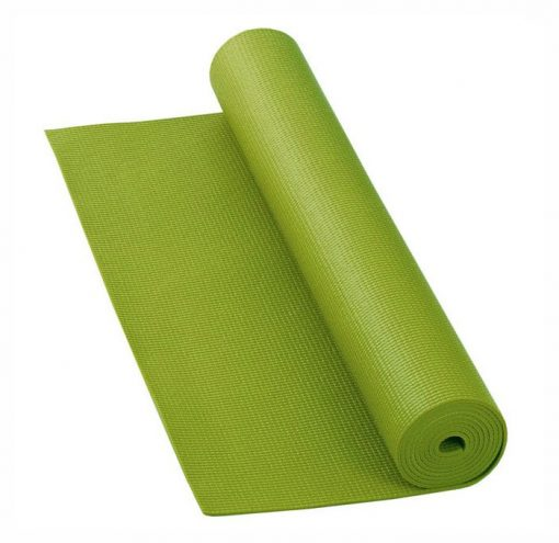 yogamatte basic green