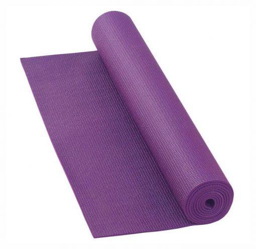 yogamatte basic lila