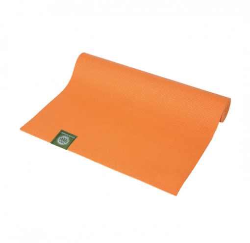 yogamatte basic orange