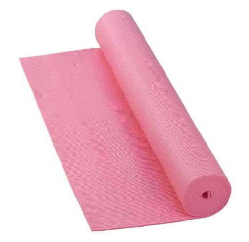 yogamatte basic pink
