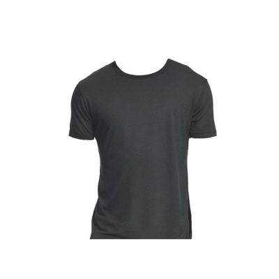Men bamboo t Shirt grau