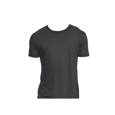 Herren T-Shirt bamboo grau