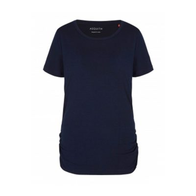 asquith bend it tee navy
