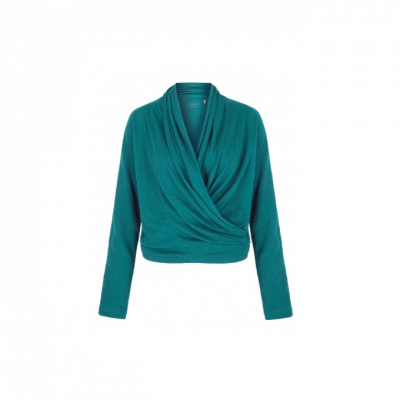 asquith blissful wrap peacock strut