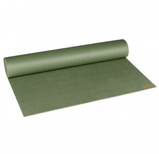 jade yoga harmony professional mat gruen