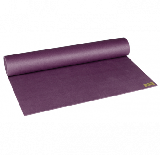jade yoga harmony professional mat violett