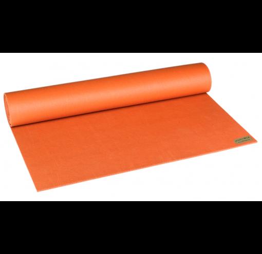 jade yoga harmony professional mat orange