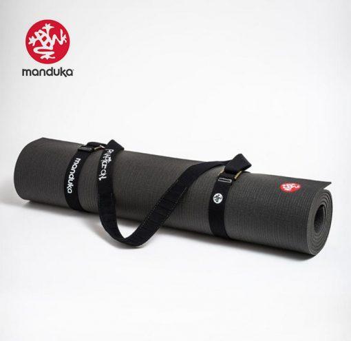 Manduka®Mat Carrier Commuter Black