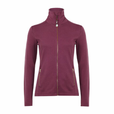 mandala slim jacket crushed violett