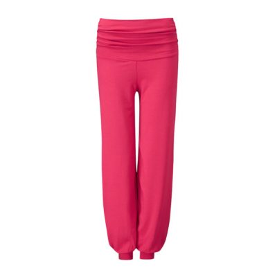 wellicious yoga pants funky pink