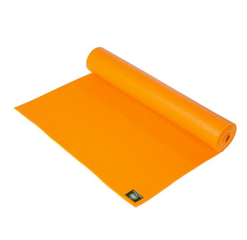 yogamatte premium orange