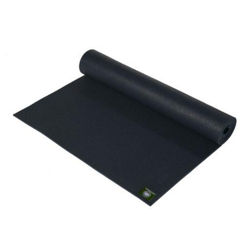 yogamatte premium schwarz