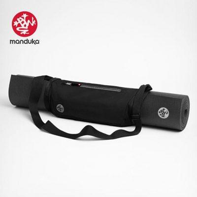 Manduka Go Play 3.0 Mat Carrier Yoga Matten Tasche black