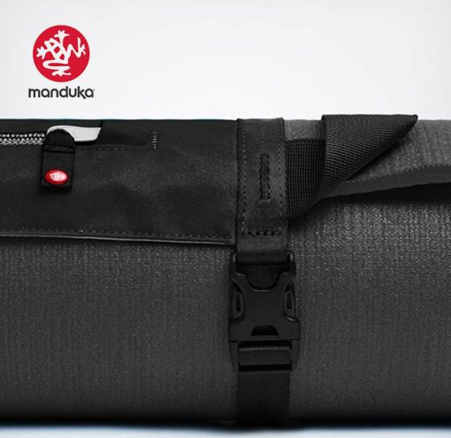 Manduka Go Play 3.0 Mat Carrier Yoga Matten Tasche black