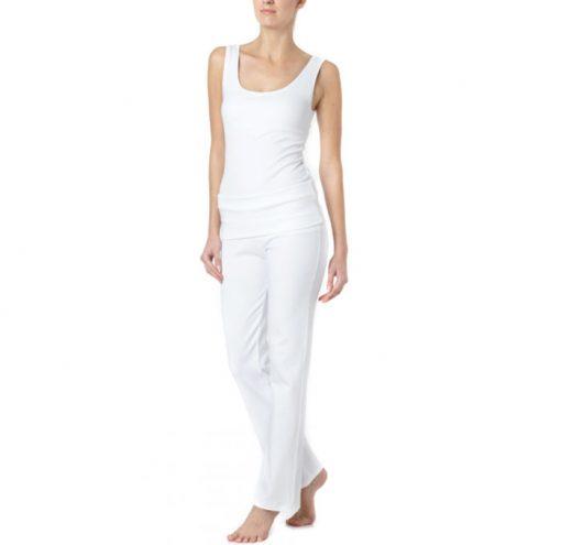 wellicious true pants white 2