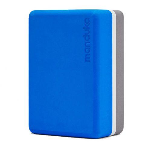 Manduka Foam Block Bold Blue