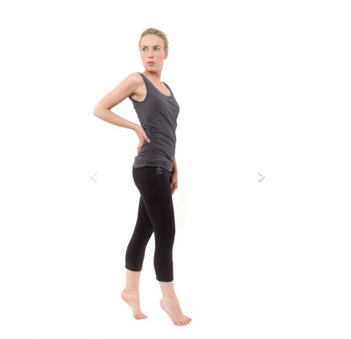 Jaya 3/4 Leggings Jil black