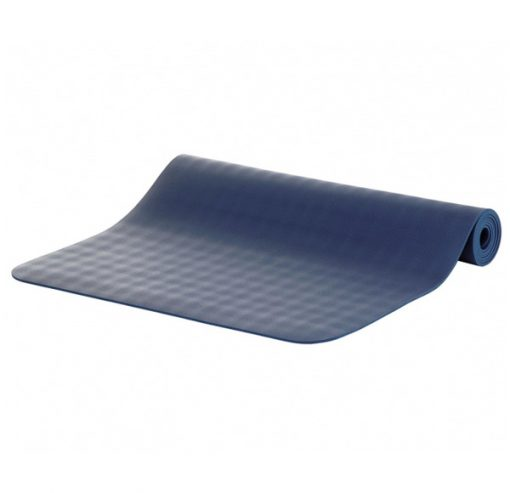 yogamatte eco pro blau 1