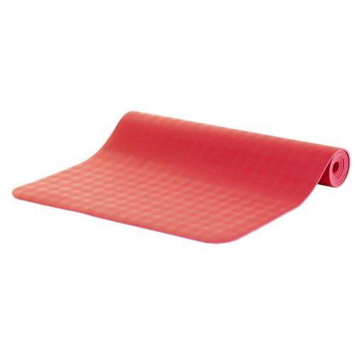 yogamatte eco pro rot orange
