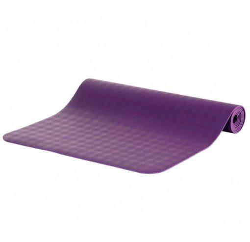 yogamatte eco pro violett 1