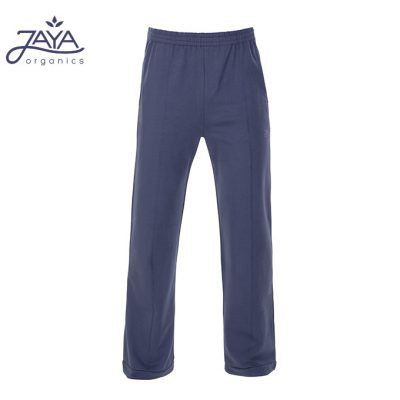 Jaya Fashion Men Yoga Pants Neo Nightblue