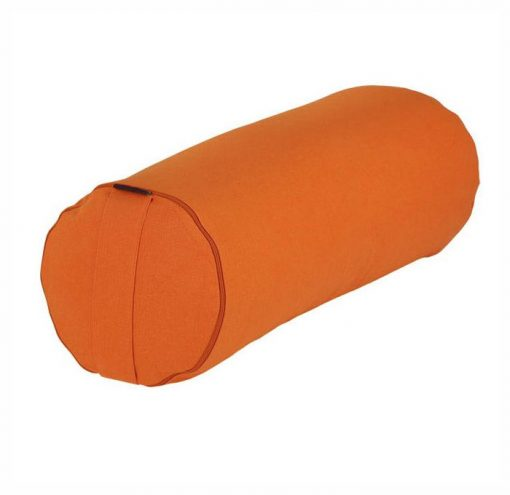 yoga bolster basic orange