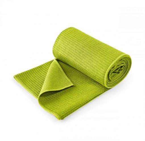yoga handtuch grip bambus