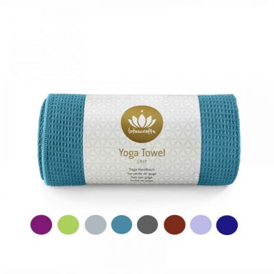 yoga handtuch lotuscraft grip