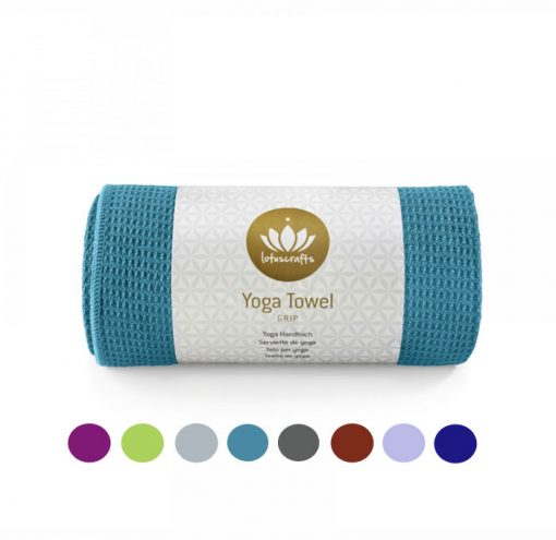 yoga handtuch grip