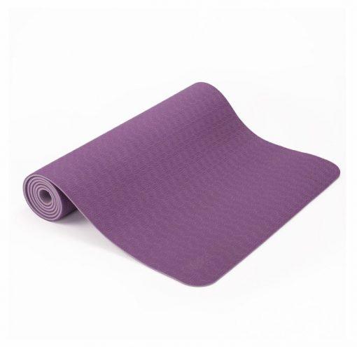 yogamatte tpe pro aubergine