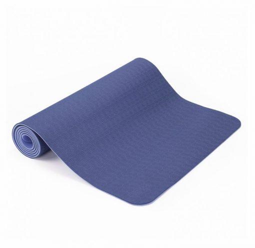 yogamatte tpe pro blau