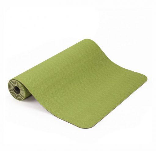 yogamatte tpe pro gruen