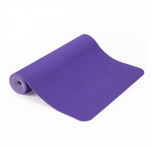 yogamatte tpe pro lila