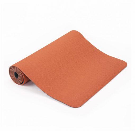 yogamatte tpe pro orange