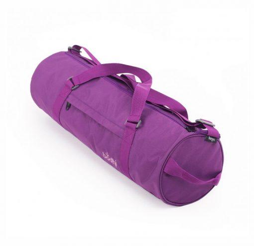 yogatasche city bag violett