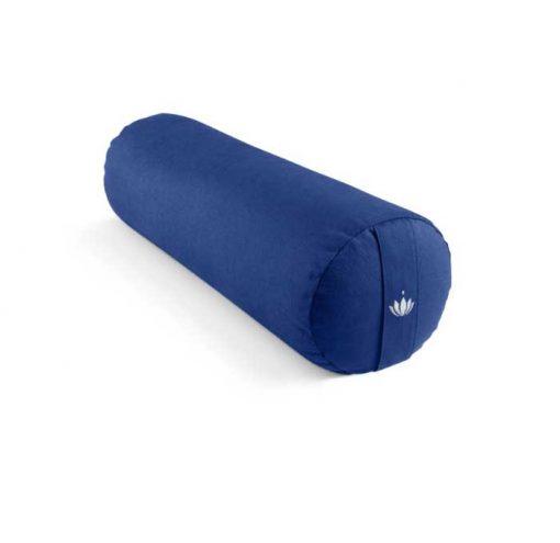 Yoga bolster restorative himmelblau