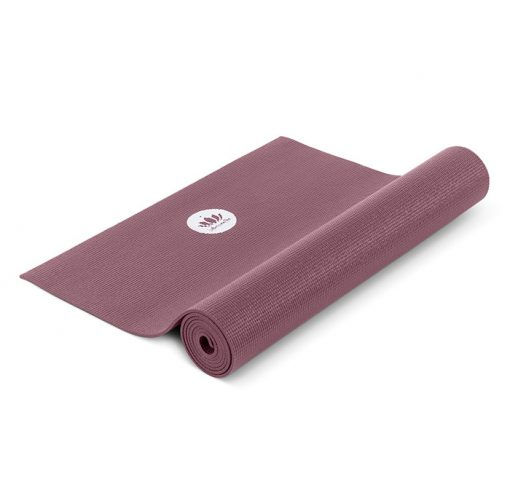 Anfänger Yoga Matte Mudra XL Aubergine