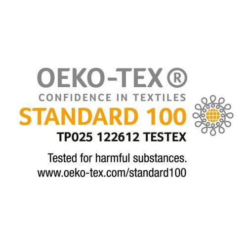 Oeko Tex Standard 100 Zertifikat