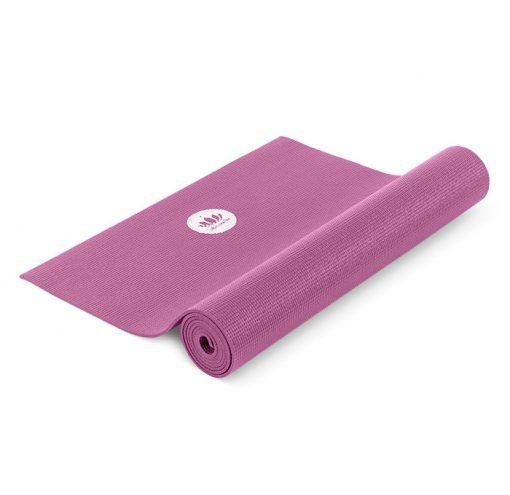 Anfänger Yoga Matte Mudra XL Violett