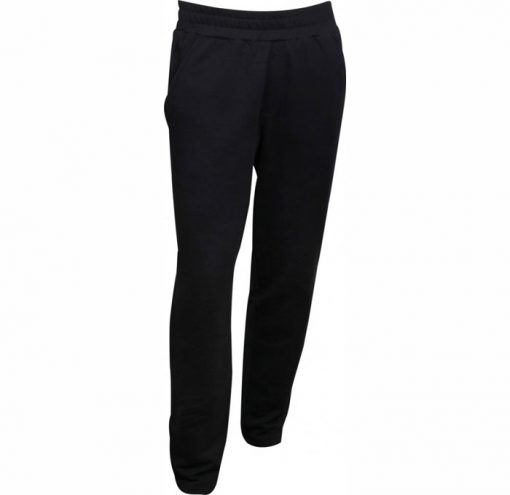 ognx yoga pants fitted long black