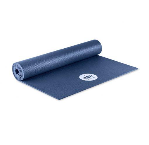 yogamatte mudra blau